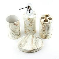 """Керамический набор для ванной комнаты """"Маиккон"""""""