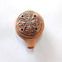 Купинская глиняная игрушка