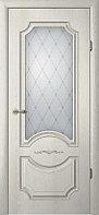Межкомнатная дверь Леонардо остекленная