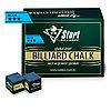 Мел Startbilliards 3 звезды синий, фото 2