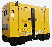 Дизельный генератор Genbox JD140(S)
