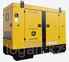 Дизельный генератор Genbox JD160(S)