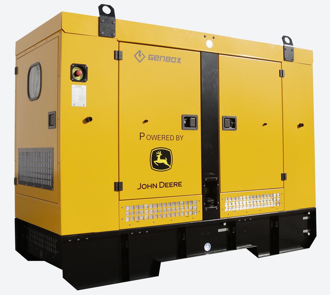 Дизельный генератор Genbox JD240(S)