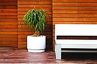 Кашпо с автополивом для растений из высококачественного пластика ,Серия Basic производитель HobbyFlower Spain