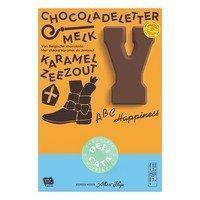 Шоколадные буквы в ассортименте Сhocolade letter