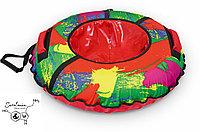 Тюбинг ватрушка, Санки надувные НИКА 90  см, фото 1