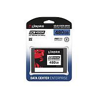 Твердотельный накопитель SSD 480 Gb SATA 6Gb/s Kingston DC450R