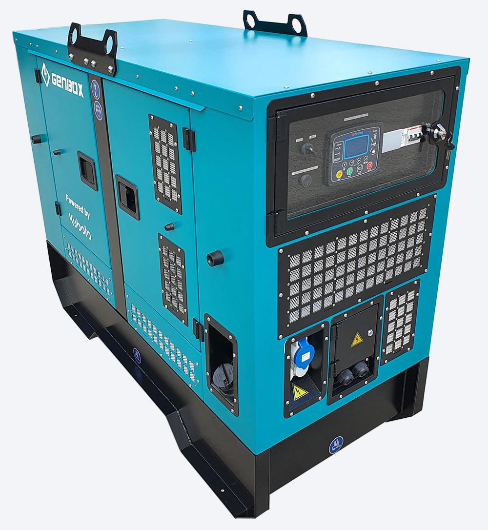 Дизельный генератор Genbox KBT7M(S)