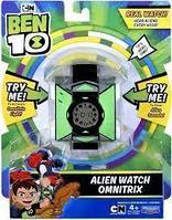 """Ben 10 Часы Омнитрикс """"Голос пришельца"""""""
