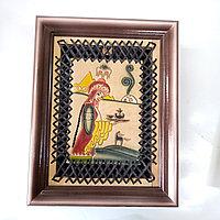 Кожаные картины