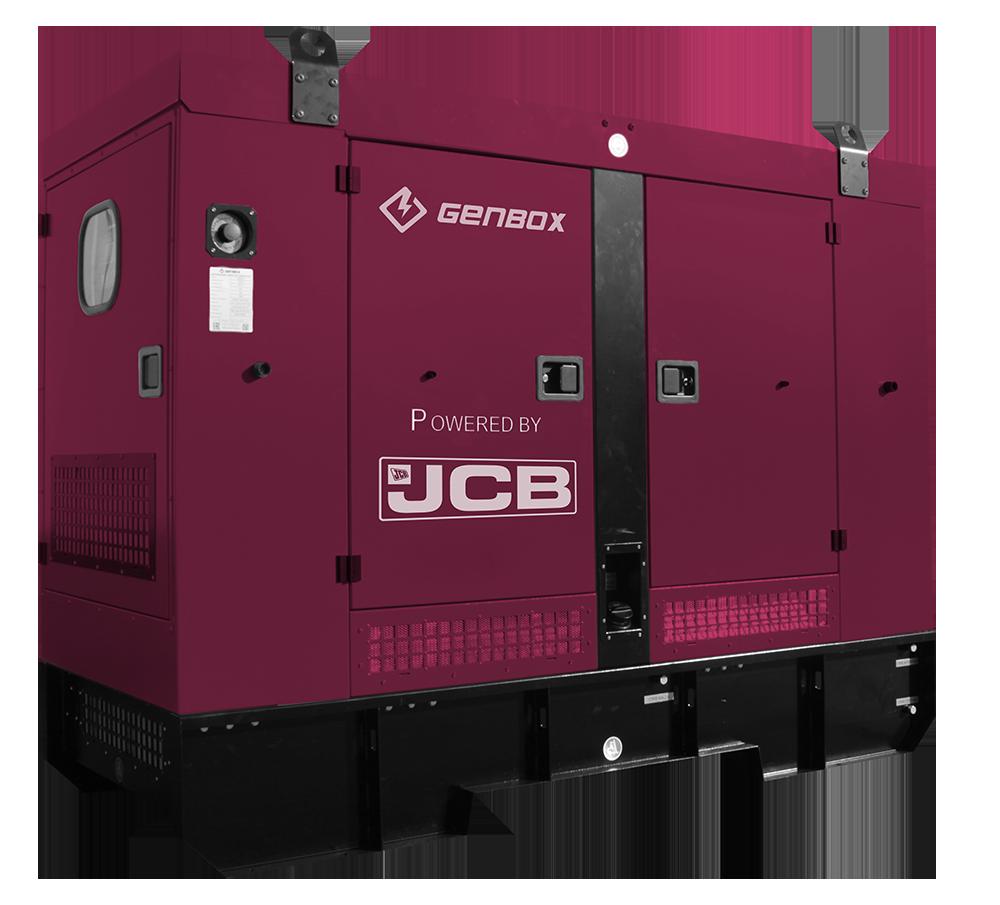 Дизельный генератор Genbox CB48