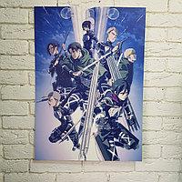Постер Атака Титанов