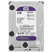 "Жёсткий диск HDD 4 Tb SATA 6Gb/s Western Digital Purple 3.5"" 5400rpm 64Mb"