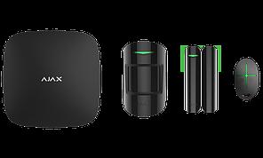 Комплект системы безопасности Ajax StarterKit Black