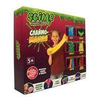 """Большой набор для создания слайма Slime """"Лаборатория"""", для девочек, 300 г  Slimer"""