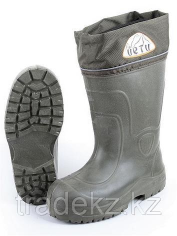 Обувь, сапоги для охоты и рыбалки EVA ЙЕТИ (-55°C), размер 41, фото 2