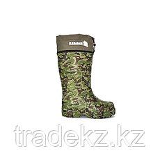 Обувь, сапоги для охоты и рыбалки EVASHOES КАБЛАН ПРИНТ (-55°C), камуфляж, размер 46, фото 3
