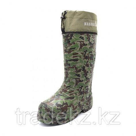 Обувь, сапоги для охоты и рыбалки EVASHOES КАБЛАН ПРИНТ (-55°C), камуфляж, размер 46, фото 2