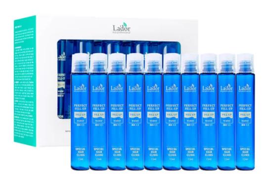 Филлеры для восстановления структуры волос, Lador Perfect Hair Filler, 10шт по 13ml