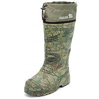 Обувь, сапоги для охоты и рыбалки EVASHOES КАБЛАН ПРИНТ (-55°C), лес, размер 43