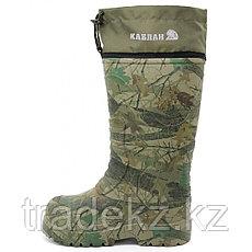 Обувь, сапоги для охоты и рыбалки EVASHOES КАБЛАН ПРИНТ (-55°C), лес, размер 44, фото 2