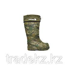 Обувь, сапоги для охоты и рыбалки EVASHOES КАБЛАН ПРИНТ (-55°C), лес, размер 46, фото 2