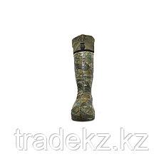 Обувь, сапоги для охоты и рыбалки EVASHOES КАБЛАН ПРИНТ (-55°C), лес, размер 46, фото 3