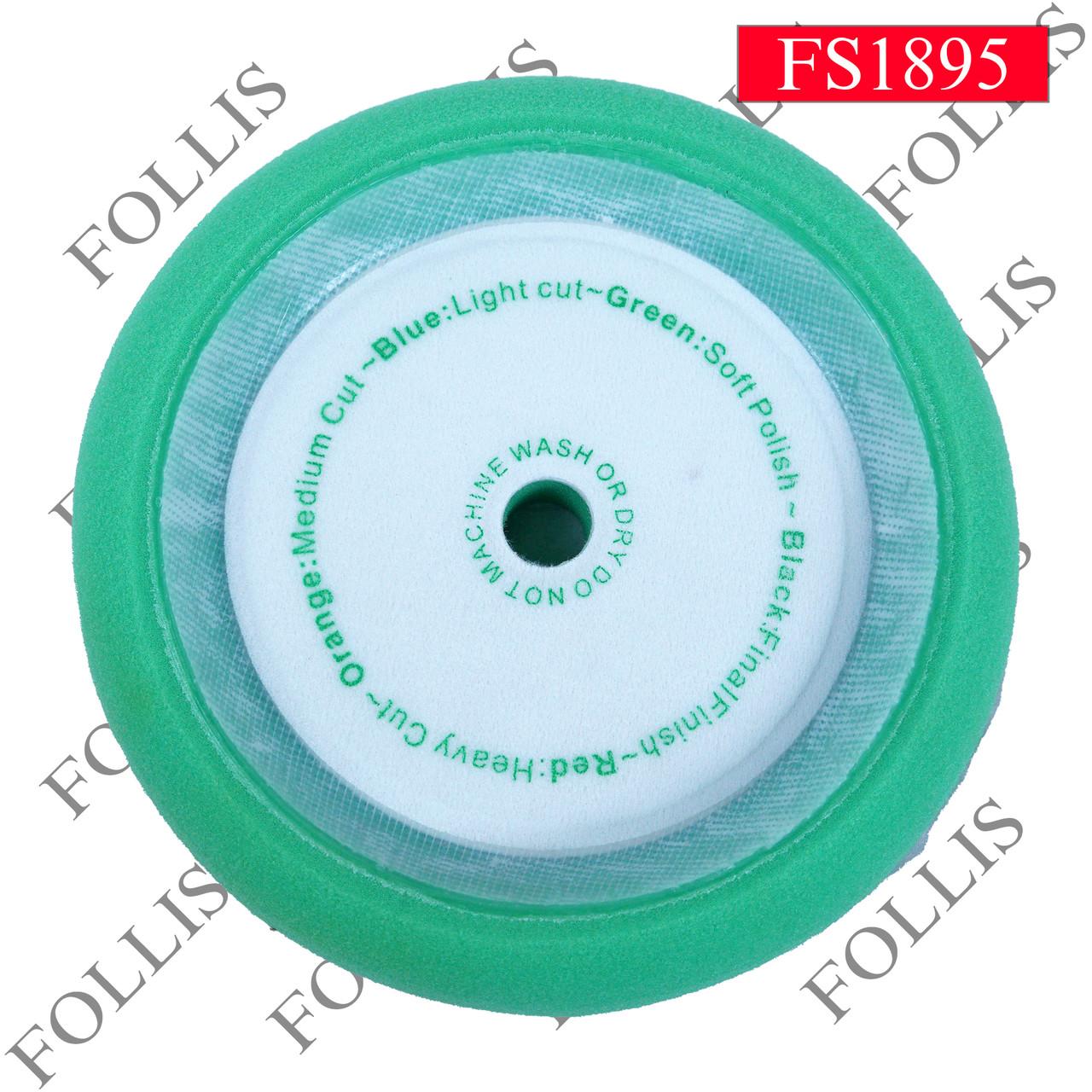 Полировочный губка зеленый 180