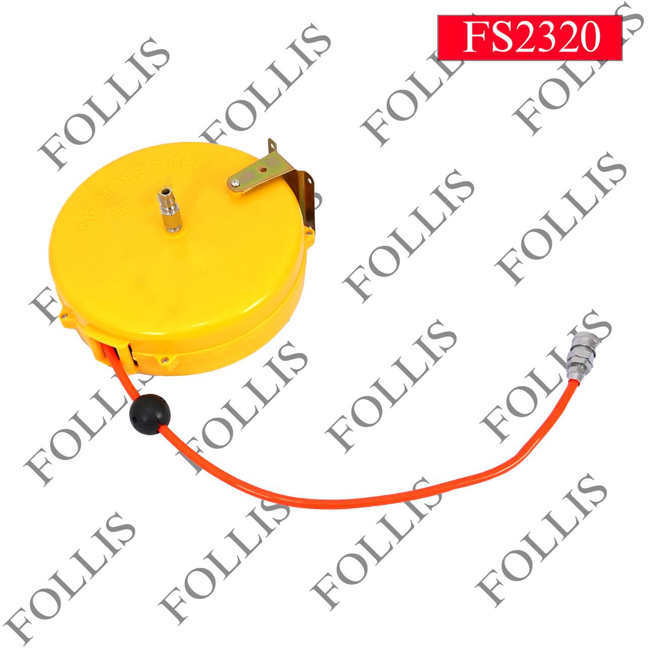 Удлин шланга возд желт NT-6006 8м