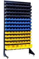 Стеллаж с пластиковыми ящиками 1801-1/12/1 CH-Kombo