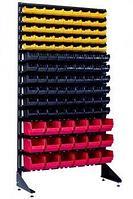 Стеллаж с пластиковыми ящиками 1801-5/6/3 CH-Kombo