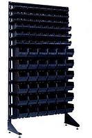 Стеллаж с пластиковыми ящиками 1801-3/3/6 CH