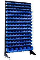 Стеллаж с пластиковыми ящиками 1801-3/11/1 S