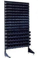 Стеллаж с пластиковыми ящиками 1801-11/5/0 CH