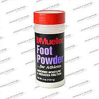Тальк для ног mueller foot powder 113.4г