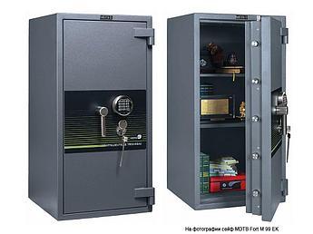 MDTB Fort-M 1668 EK ключевой и электронный кодовый