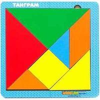 """Игра-головоломка Woodlandtoys """"Танграм 2.0"""" Woodlandtoys"""