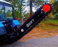 Навесное оборудование ЭКСКАВАТОР ЦЕПНОЙ ЭЦ-1600 , ЭЦ-1800, ЭЦ-2000 (баровая установка)