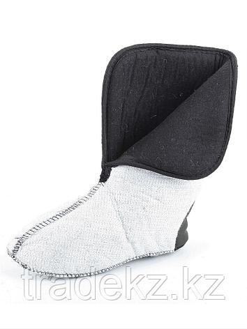 Обувь, сапоги для охоты и рыбалки EVA ЙЕТИ (-55°C) черный, размер 45, фото 2
