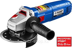 ЗУБР УШМ 125 мм, 1400 Вт, серия Профессионал. (УШМ-П125-1400 ПСТ)