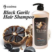 Cosima Black Garlic Hair Shampoo, 1000 ml - Шампунь на основе черного чеснока