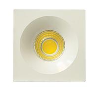 Светильник LED M102WCOB SQUARE 3W WHITE 260MA 4500K