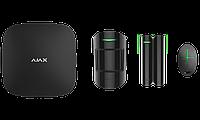 Продвинутый стартовый комплект системы безопасности Ajax StarterKit Plus Black, фото 1