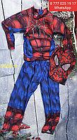 Детский костюм спайдермэна/человека паука