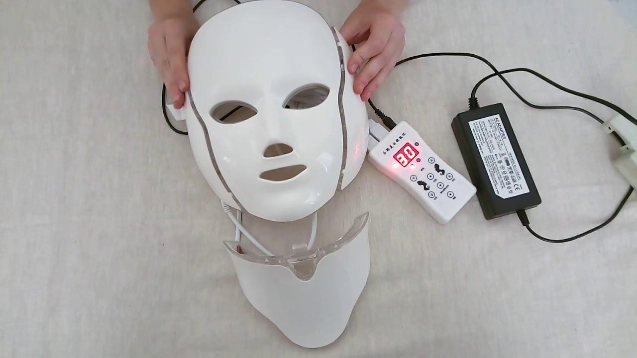 Фотодинамическая терапия - светодиодная LED-маска - фото 1