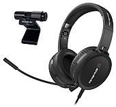 Комплект для видеоконференций AverMedia BO317 (Веб-камера + Гарнитура) 61BO317000AP