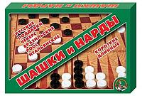 Игра Десятое Королевство Шашки-нарды