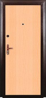 Металлическая дверь СИТИ 2 2066-850 R/L