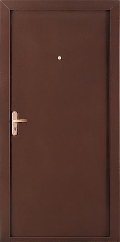 Металлическая дверь РОНДО-66 2066-850 R/L