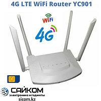 4G LTE Wi-Fi Роутер YC901 / Один из самых лучших роутеров